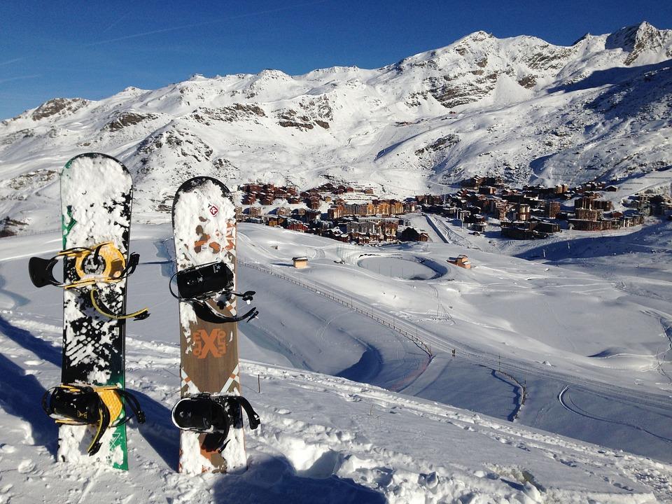 Snow Boarding 101